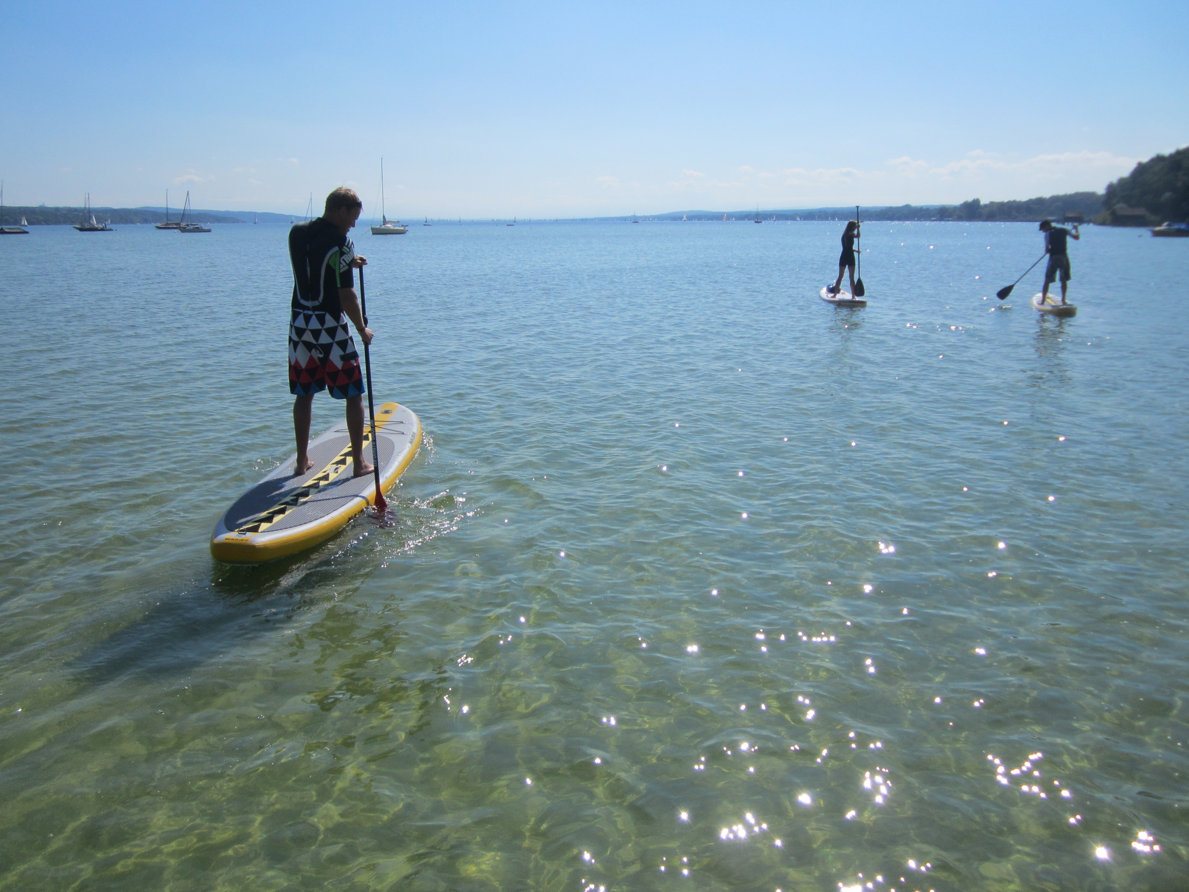SUP Ammersee